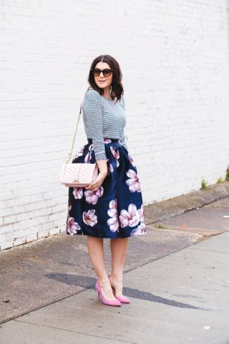 Stripes + Florals
