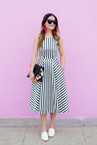 Stripes + Pompoms + Tassels